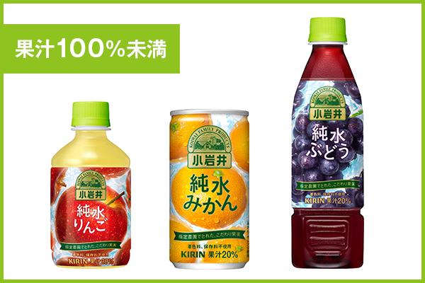 果汁100ジュースにしか果物の断面が使えないのをご存知ですか